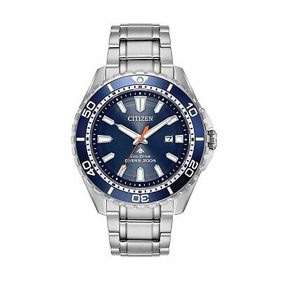 Citizen Eco-Drive Men's Promaster Professional Dive Watch BN0191-55L Quartz