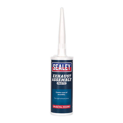 Sealey Caulking Exhaust Assembly Paste Gas Tight 150ml SCS200
