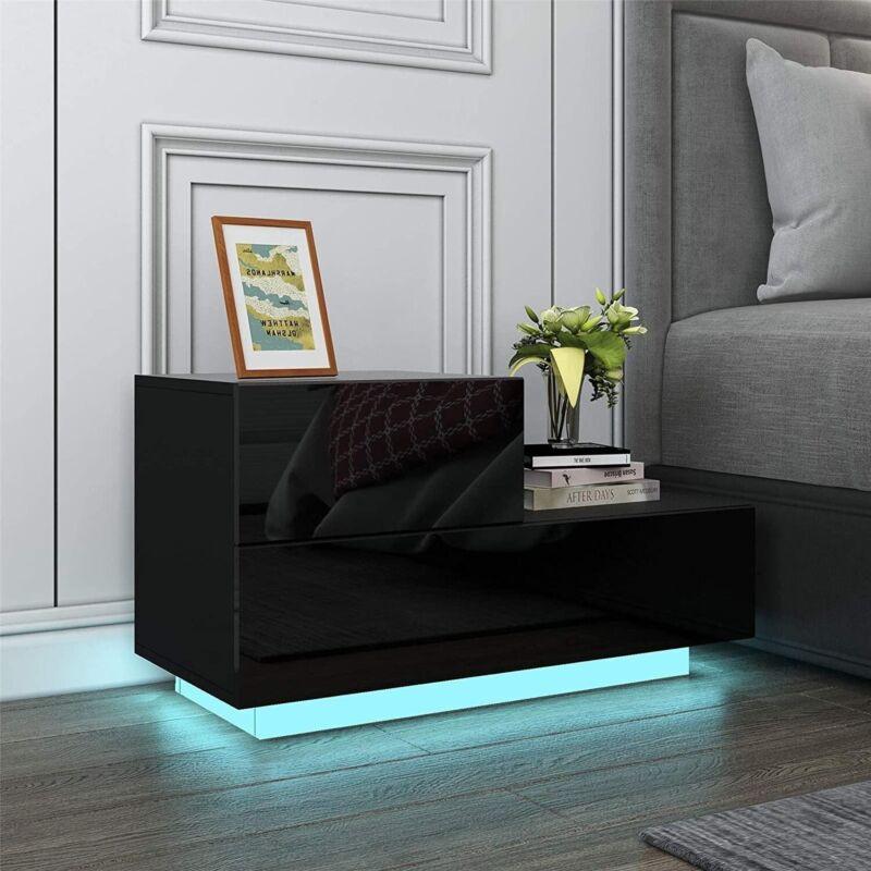 LED bedside table