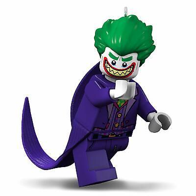 Hallmark Keepsake Christmas Ornament 2018 Year Dated, The Lego Batman Movie (Batman Christmas)
