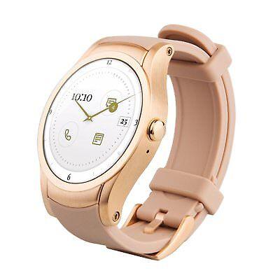 Wear24 Android Wear 2.0 42mm Wifi+ Bluetooth Smartwatch by Verizon - Rose Gold