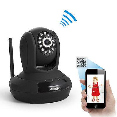 ANNKE 720P Wifi Wireless IP Network PTZ Security Camera CCTV Home Surveillance