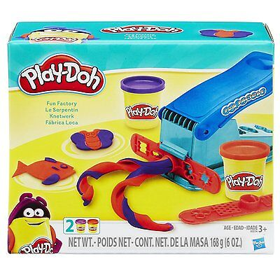 Playdough Sets (Play Doh Dough Clay Fun Factory Toy Kids Boys Game Playdough Gift Set Safe)