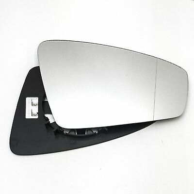 Left hand passenger side for VW Tiguan 2007-15 heated wing mirror glass plate