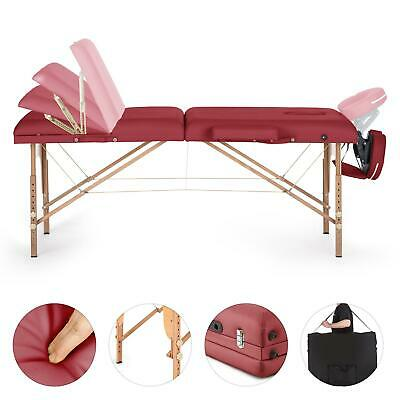 Camilla Masaje 2,10m Profesional Plegable Mesa masaje Portatil -B-STOCK