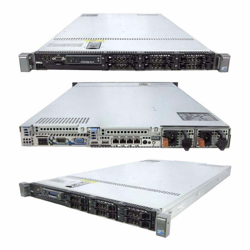 Dell R610 1U SSD Dedicated Server hosting in a 100% UT Data Center 24/7 Support!