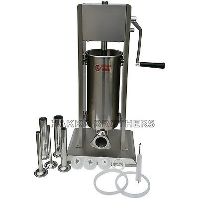 Hakka 2 in 1 Sausage Stuffer and Spanish Churro Maker Machines (7LB/3L)