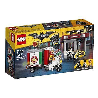 The LEGO Batman Movie - Scarecrow Special Delivery (70910)