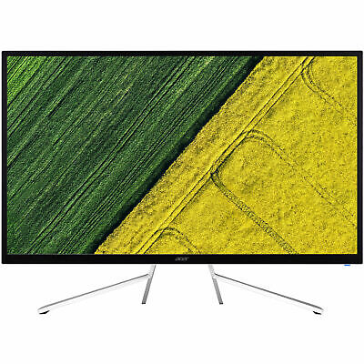 "Acer ET2 31.5"" LED Widescreen LCD Monitor UHD 4K 3840 x 2160 4ms 300 Nit (VA)"