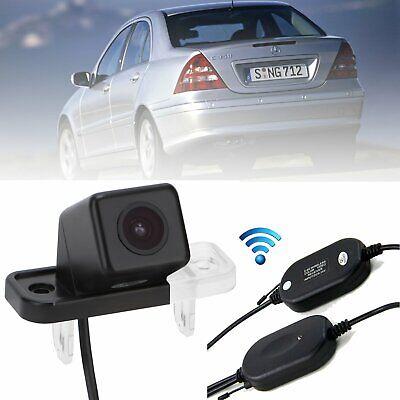 Wireless 170°Car Rear View Reversing Camera For Benz CLK W209 W203 W211 W219