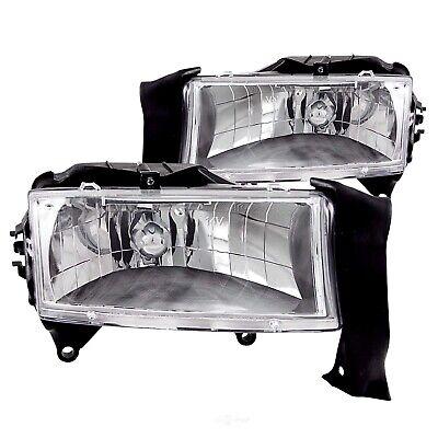 Headlight Assembly fits 1997-2004 Dodge Dakota Dakota,Durango  ANZO