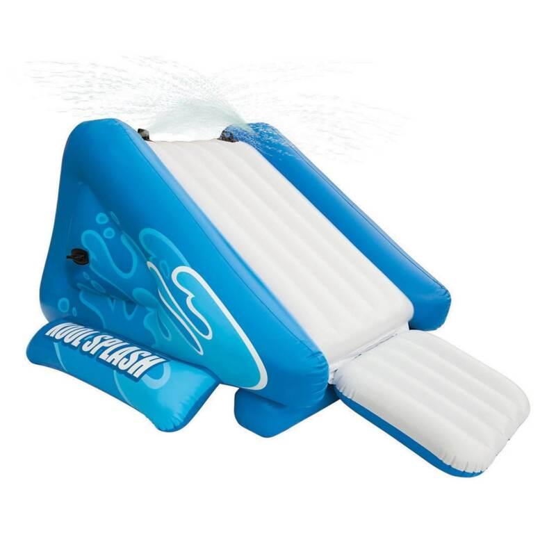 Intex Kool Splash Inflatable Swimming Pool Water Slide Accessory (Open Box)