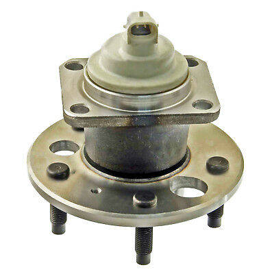 Wheel Bearing and Hub Assembly Rear Precision Automotive 512237
