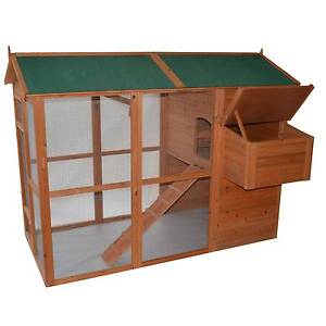 Walk in Chicken Chook Hen House Coop/Coops (WP001S) Maddington Gosnells Area Preview