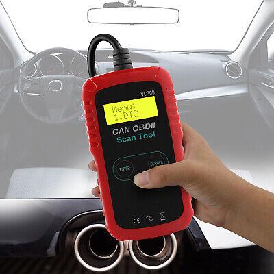 Automotive OBD2 CAN Code Reader Scanner Car Check Engine Light Diagnostic