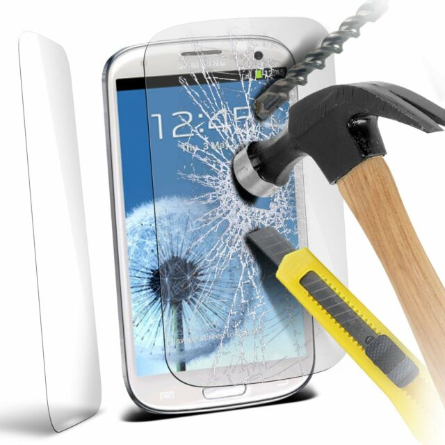 Genuine Premium Tempered Glass Film Screen Protector for Samsung i9300 Galaxy S3
