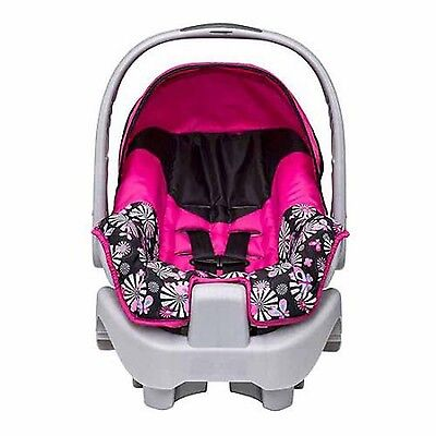 Evenflo Nurture Infant Car Seat Pink