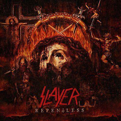 SLAYER Repentless Vinyl LP NEW & SEALED
