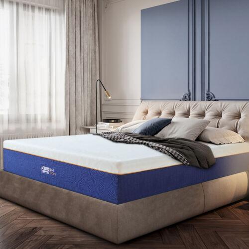 gel memory foam mattress 12inch certipur us