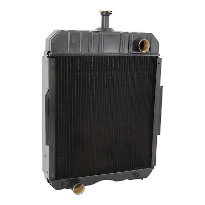 Farmall International Radiator 656 706 756 766 2656 2706 378713r91 378713r92