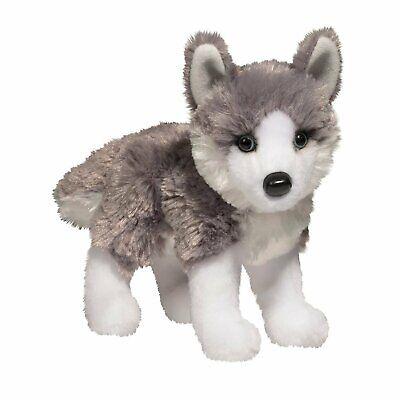 Douglas Nikita HUSKY Dog Plush Toy Stuffed Animal - Husky Plush