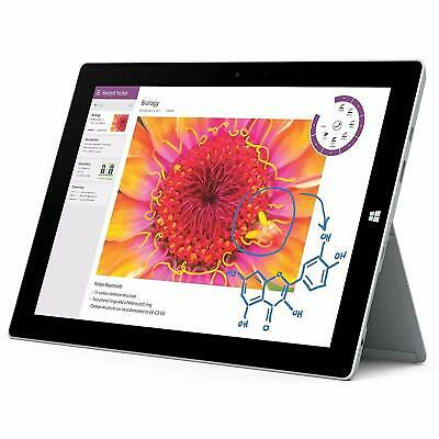 """Microsoft Surface 3 GL4-00009 4G LTE 10.8"""" 128GB Tablet (LCD Spots)"""