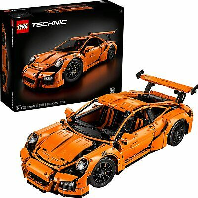 LEGO Technic 42056 Porsche 911 GT3 RS - BRAND NEW-SEALED - FREE SHIPPING !!
