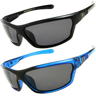 2 PAIR Nitrogen Polarized Sunglasses Mens Golf Running Fishing Driving (Sunglasses Male)