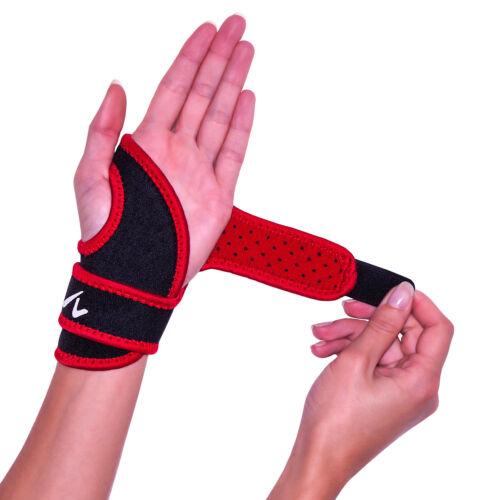 Handbandage Handgelenk Bandage mit Klettverschluss Gelenk Stütze Sport Bandage