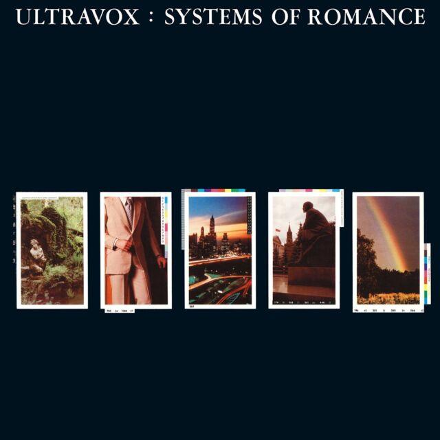 Ultravox! - Systems of Romance (Ltd 180g White 1LP Vinyl + CD) 40th Anni. NEU!