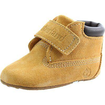Timberland Baby Schuhe A1JW2 BABY CRIB BOOTIES Klettverschluss  Wheat Nubuk
