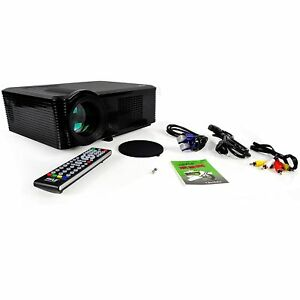 Pyle-Home PRJLE33 Portable LED Projector