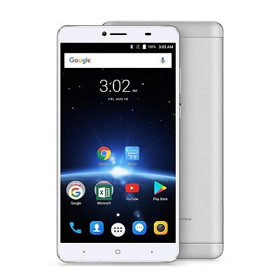 iRULU GeoKing 3 Max Smartphone Android 7.0 Unlocked Cell Phone 4G LTE GSM/WCD...