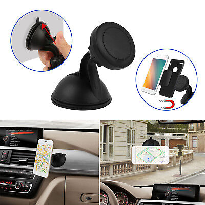 360� Car Magnetic Windshield Dashboard Suction Mount Holder Stand for Phone GPS