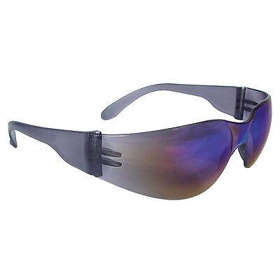 Radians - Mirage Safety Glasses-rainbow Mirror Lens