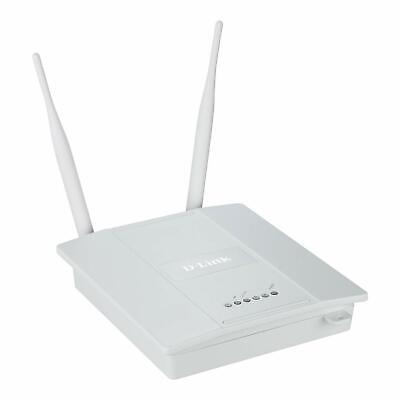 D-Link AirPremier N PoE Wireless Access Point Signal Rates 300Mbps, WPA2 802.11i segunda mano  Embacar hacia Spain