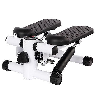 Mini Stepper Legs Arm Thigh Fitness Exercise Gym Aerobic Workout Machine Stepper