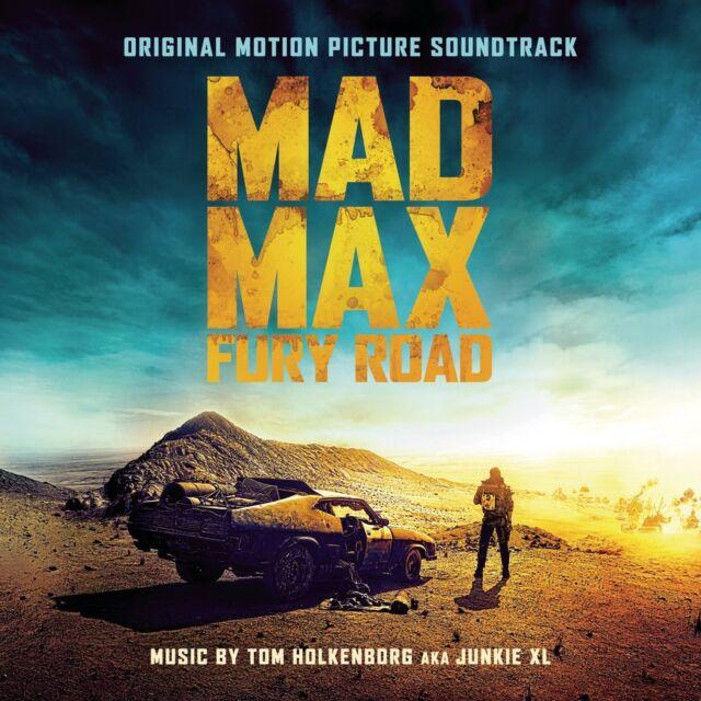 JUNKIE XL - MAD MAX: FURY ROAD/OST  CD NEU JUNKIE XL