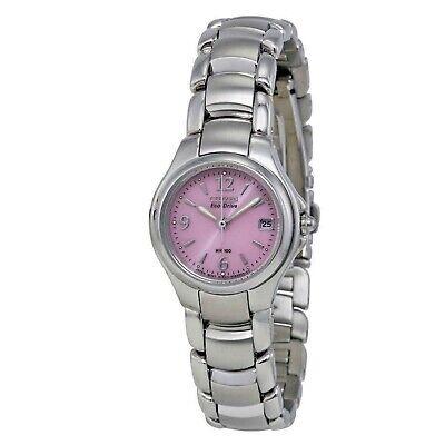 Citizen EW1170-51X Women's Chandler Pink Eco-drive Watch