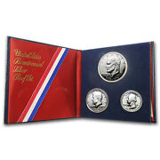 1976 US Silver Proof Set