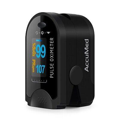 Oximeter Fingertip Blood Oxygen Monitor Pr Pi Heart Rate Byaccumed Cms50dl