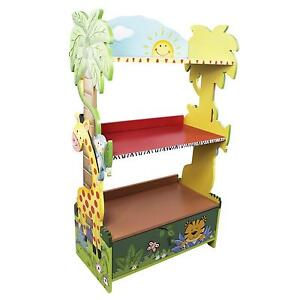 Charmant Childrens Storage Shelves