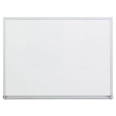 Universal Dry-erase Board Melamine 24 X 18 Satin-finished Aluminum Frame 43622