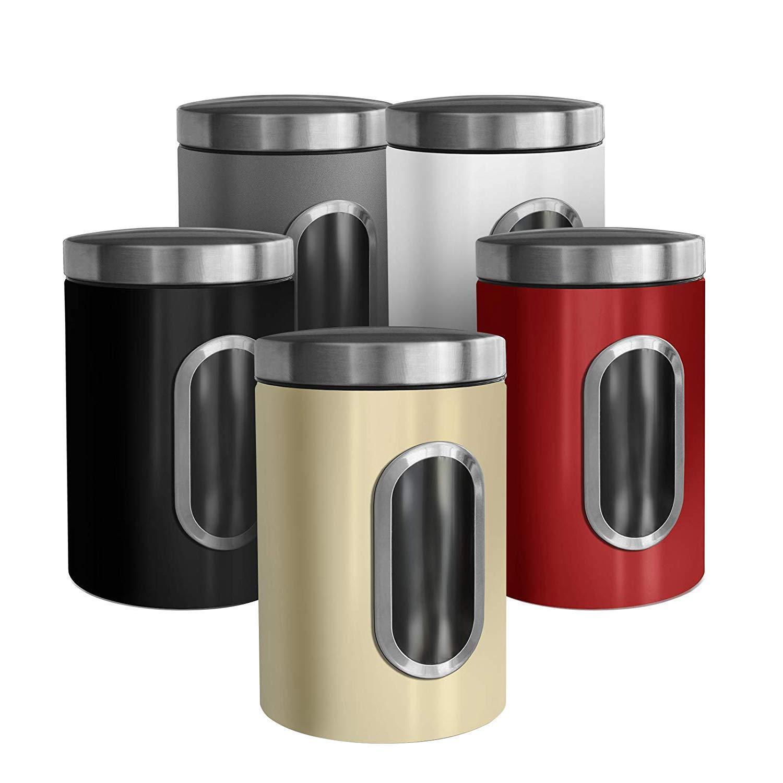 casa pura  Vorratsdose Scatola Aufbewahrung von Mehl Zucker Müsli Kaffee Tee