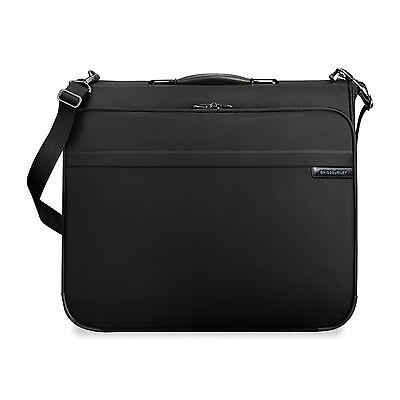 Briggs & Riley Deluxe Garment Bag 370-4 Black
