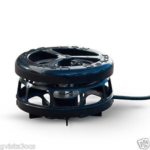 Submersible or floating pond heater deicer 1500 watt for Garden pool heater