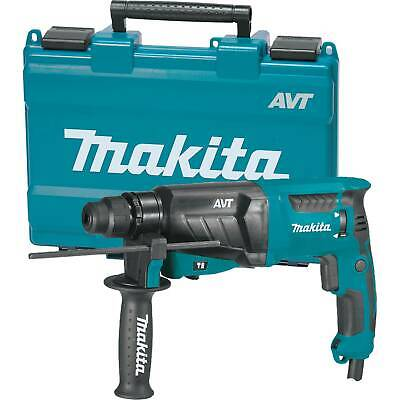 Makita Hr2631f 1-inch Avt 7-amp Corded Rotary Hammer Drill Accepts Sds-plus Bits