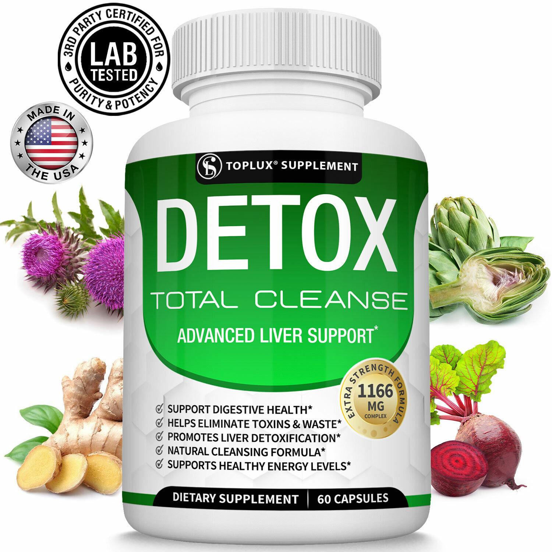 liver cleanse detox and repair formula 22