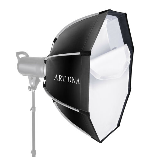 ART DNA Octagonal Softbox with Bowens Mount and Beauty Dish 26 inches