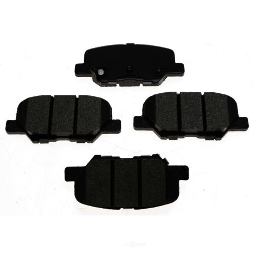 2013 Fits Mitsubishi RVR GT Rear Ceramic Brake Pads with Hardware Kits and Two Years Manufacturer Warranty